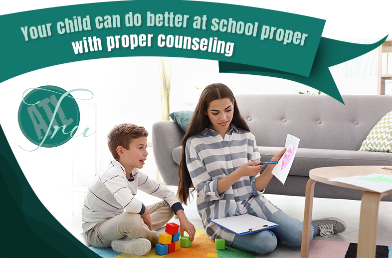 Child And Adolescent Counseling Atlanta