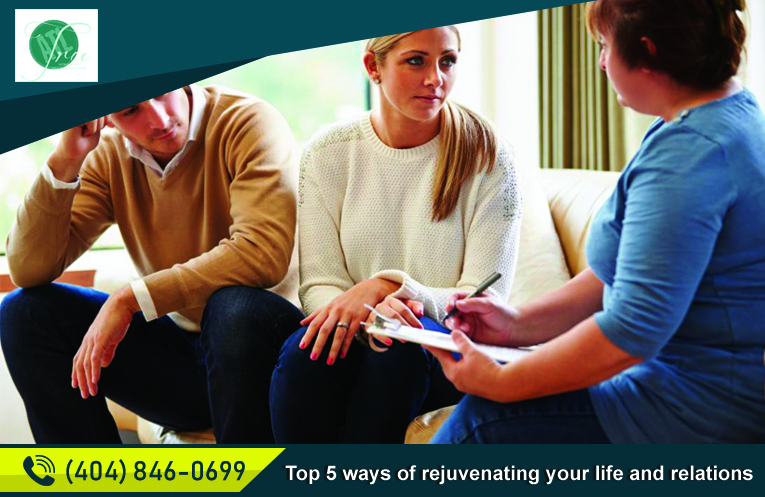 How Marriage or Couple Counseling can Reinvent Your Life? | Couples Counseling in Atlanta